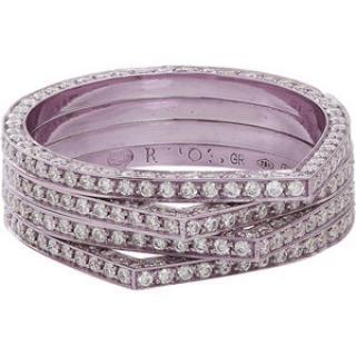 Repossi Antifer white gold ring