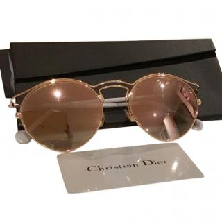 Dior Origin 1 Rose Gold Sunglasses