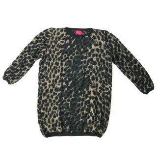 Moncler Leopard Jumper
