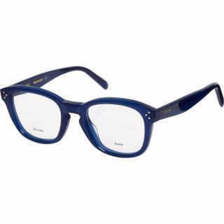 CELINE Blue Oval Optical Frames