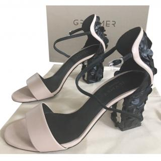 GREYER heeled sandals