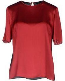 Jonathan Saunders Red Blouse