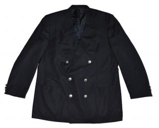 Dior Black Wool Double Breasted Blazer