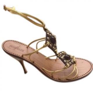 Miu Miu Sandals