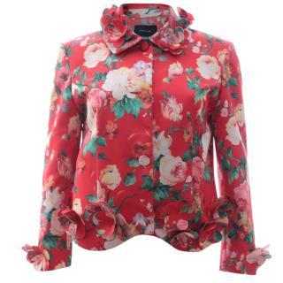 Simone Rocha 'Mad Flower' Jacket