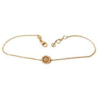 Mini icon aura diamond bracelet. Astley clarke
