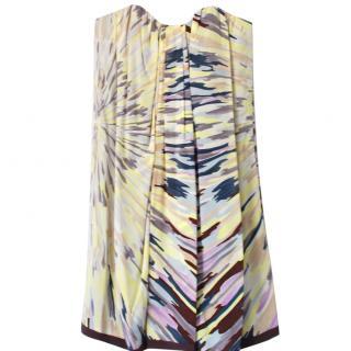 Missoni Printed Silk Dress