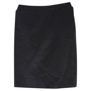YSL Pencil Work Skirt