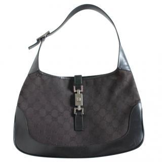 Gucci Black Jackie Hobo Bag