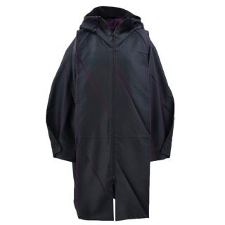 Issey Miyake Hooded Coat