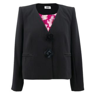 Sonia by Sonia Rykiel Black Jacket