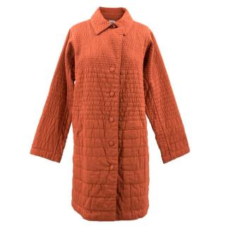 Haath Haat Orange Coat