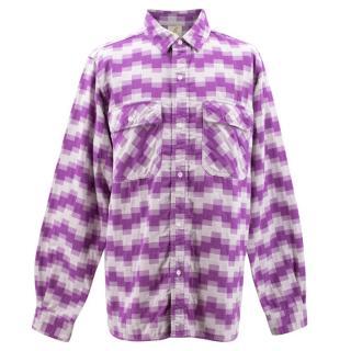 Billionaire Boys Club Patterned Shirt