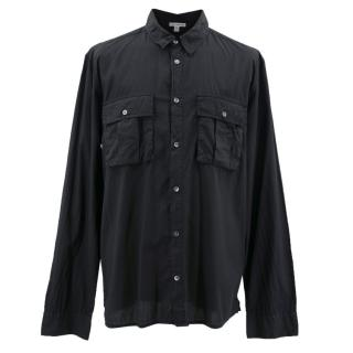 James Perse Black Shirt