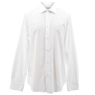 Richard James Savile Row Men's White Shirt