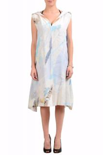 Maison Martin Margiela Silk Multi Colour Dress