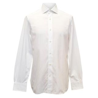 Ermenegildo Zegna White Button Down