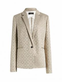 JOSEPH  Metallic Jacquard Will Jacket