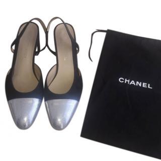 Chanel Sling backs