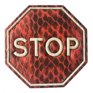 Anya Hindmarch Snake Stop Sticker