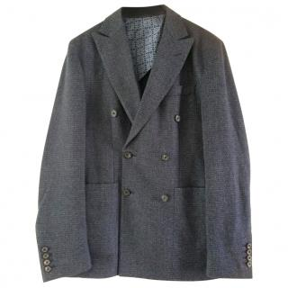 Hardy Amies Men's Unstructured Jacket