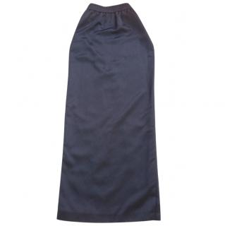 Brunello Cucinelli Black Maxi Skirt