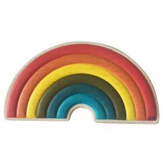 Anya Hindmarch Rainbow Sticker