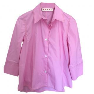 Marni Pink Blouse