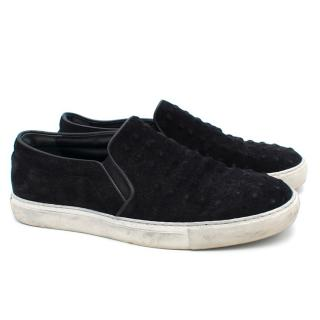 Alexander McQueen Suede Sneakers