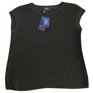 Polo Ralph Lauren black top