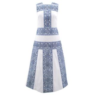 Tory Burch Broderie Anglaise Racquel Dress