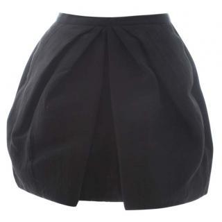 Louis Vuitton Wool-Blend Textured Skirt