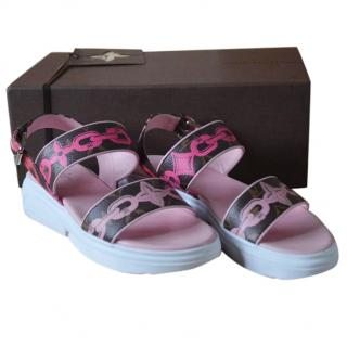Louis Vuitton Essential Monogram Sandal