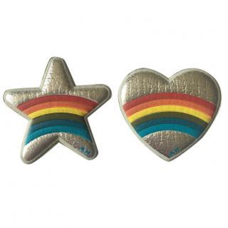 Anya Hindmarch Mini Heart and Stars Sticker