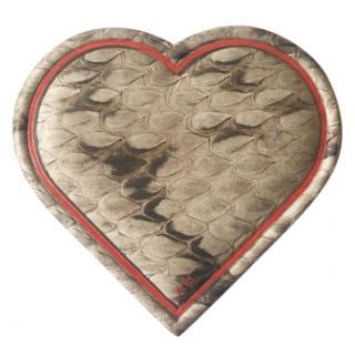Anya Hindmarch Heart Python Sticker