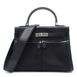 Hermes 28cm Kelly Lakis Bag