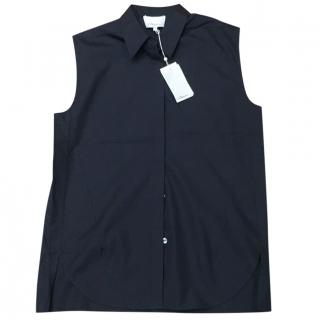 3.1 Phillip Lim Sleeveless Shirt Black