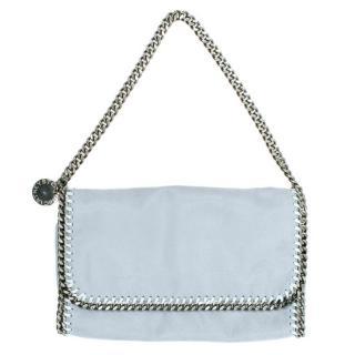 Stella McCartney Falabella Large Faux Suede Shoulder Bag