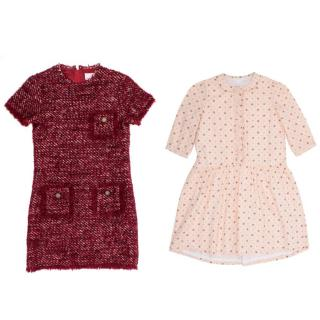 Lanvin Petite and Marie Chantal Dress Set