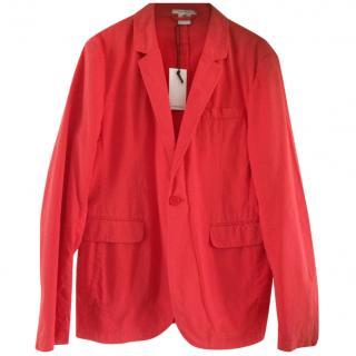 Carven red blazer