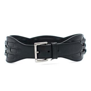 Alaia Black Belt