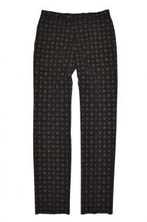 Versace Collection Monogram Pants