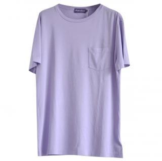 Ralph Lauren Purple Label cotton t-shirt
