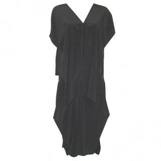 FUTURE CLASSICS black silk dress