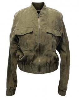 J Brand Santa Fe Khaki jacket