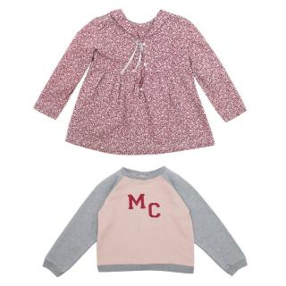 Marie Chantal Dress and Jumper Set