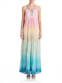 BCBG Max Azria  Chelsie Maxi Dress