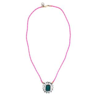 Shourouk Leitmotiv Yildiz Crystal Necklace