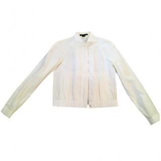 THEORY Ivory waterproof Jacket