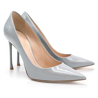 Dior Grey Essence Pumps